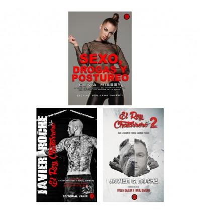SEXO, DROGAS Y POSTUREO + REY CHATARRERO 1+2