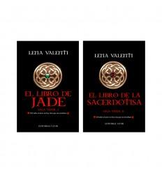 JADE + SACERDOTISA (EDICIÓN LUJO)