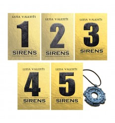 PACK SIRENS (5 LIBROS)